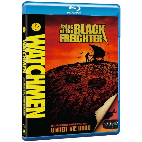 Watchmen - Tales Of The Black Freighter Blu-ray