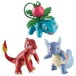 Pokemon Action Pose Figure 3-pack Assortment - 1 At Random - Image 2