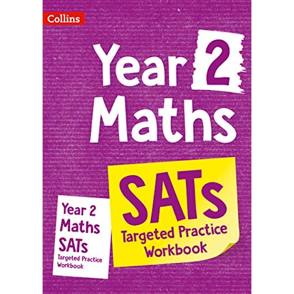 Year 2 Maths SATs Targeted Practice Workbook: 2018 Tests by Collins KS1 (Paperback, 2015)