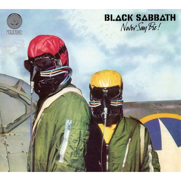 Black Sabbath ‎– Never Say Die! Vinyl