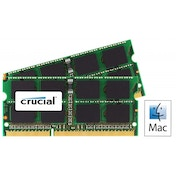 Crucial CT2C2G3S1067MCEU 4GB (2 x 2GB) DDR3 1066 SODIMM for Mac