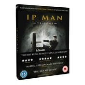 P Man Trilogy Limited Edition Steelbook Boxset Blu-ray