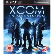 Ex-Display XCOM Enemy Unknown Game PS3 Used - Like New