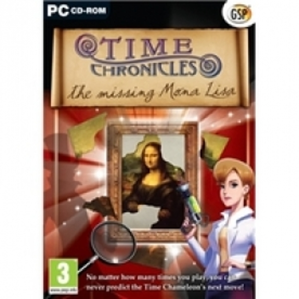 Time Chronicles The Missing Mona Lisa Game PC