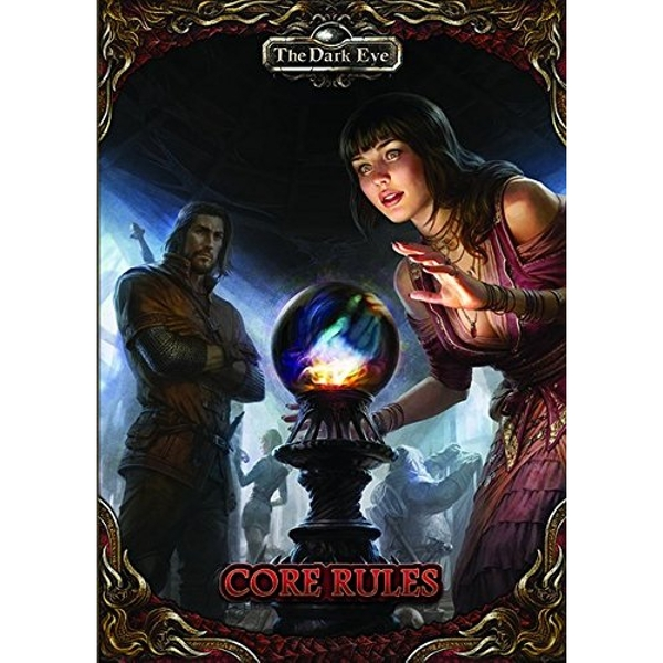 The Dark Eye Core Rules
