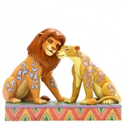 Savannah Sweethearts (The Lion King) Disney Traditions Figurine