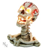 Tribal Anarchy Lamp Figurine