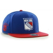 NHL New York Rangers 2 Tone Sure Shot '47 Captain