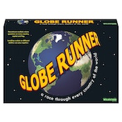 GLOBE RUNNER - A race through every country of the world game