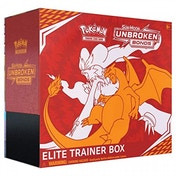 Ex-Display Pokemon TCG: Sun & Moon 10 Unbroken Bonds Elite Trainer Box Used - Like New