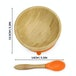 Bamboo Baby Suction Bowl & Spoon | M&W - Image 6