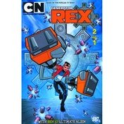 Cartoon Network 2 In 1 Ben 10 Generator Rex TP
