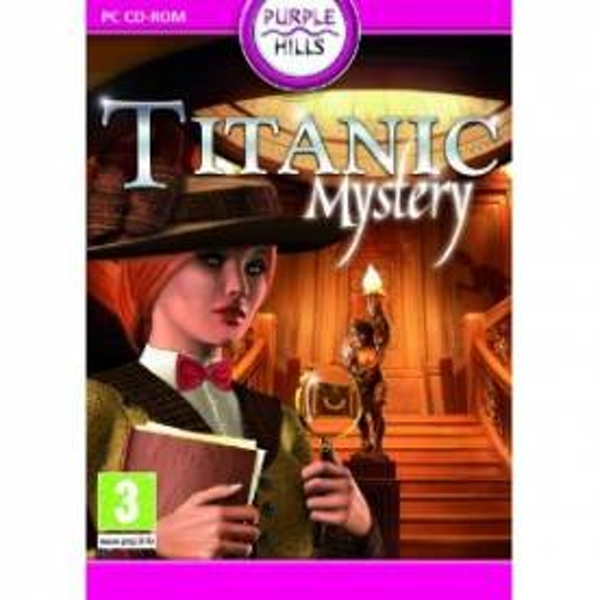 Titanic Mystery Game PC