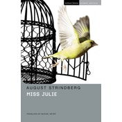 Miss Julie by August Strindberg (Paperback, 2006)