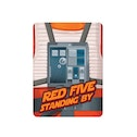 Star Wars Red Five Standing By Fridge Magnet