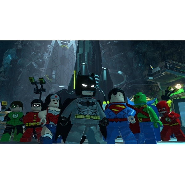 Lego Batman 3 Beyond Gotham 3DS Game - Image 2