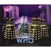 Doctor Who Dalek Mousemat