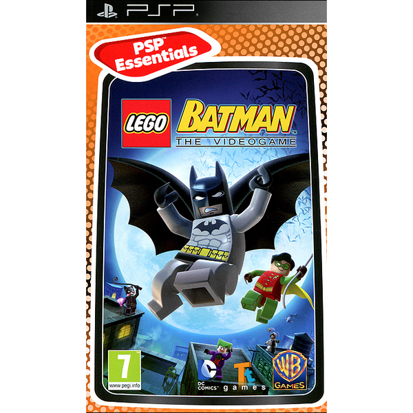 Lego Batman The Videogame (Essentials) PSP