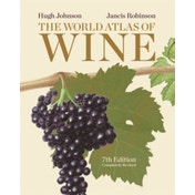 The World Atlas of Wine, 7th Edition by Hugh Johnson, Jancis Robinson (Hardback, 2013)