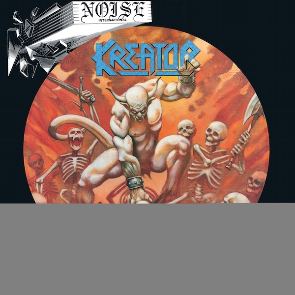Kreator - After The Attack Vinyl