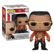 The Rock Old School (WWE Series 6) Funko Pop! Vinyl Figure