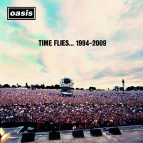 Oasis - Time Flies 1994-2009 CD