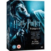 Harry Potter Collection Years 1-6 DVD