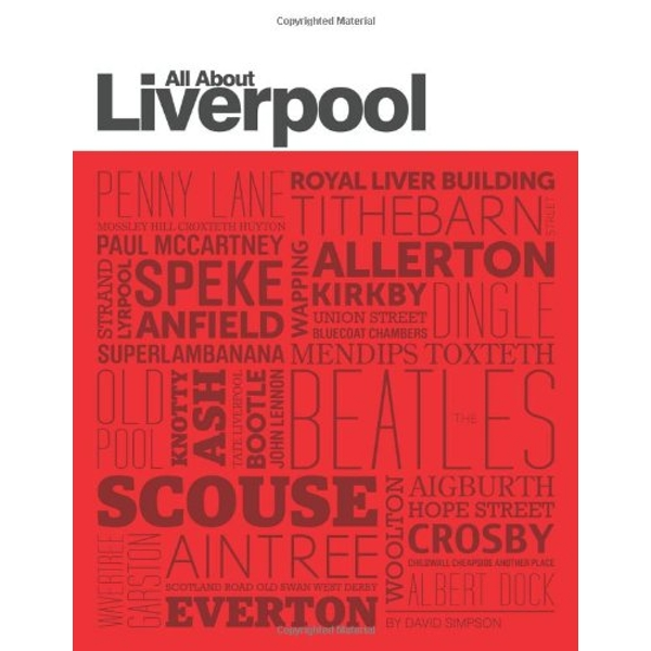 All About Liverpool by David Simpson (Paperback, 2013)