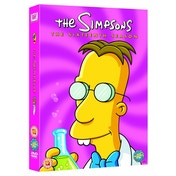 The Simpsons: Season 16 DVD