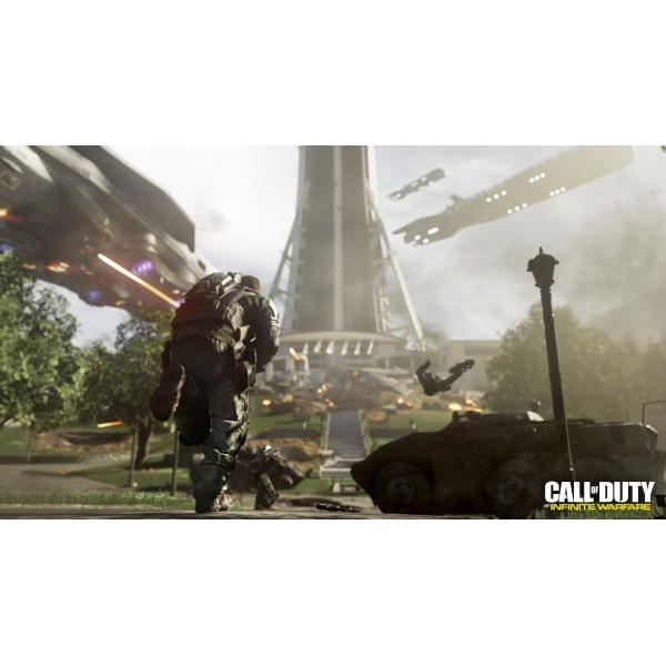 Call Of Duty Infinite Warfare Legacy Edition PS4 Game - Image 3