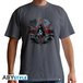 Assassin's Creed - Jacob Un. Jack Men's Small T-Shirt - Grey - Image 2