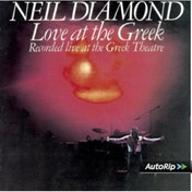 Neil Diamond - Love At The Greek CD