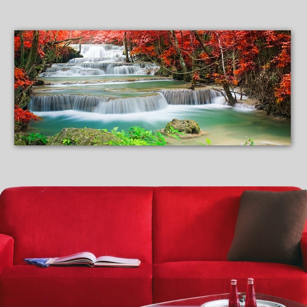 YTY2239510017_50120 Multicolor Decorative Canvas Painting