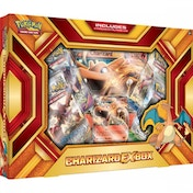 Ex-Display Pokemon TCG Charizard EX Box 2016 Fire Blast Used - Like New
