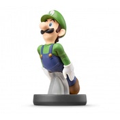 Luigi Amiibo (Super Smash Bros) for Nintendo Wii U & 3DS