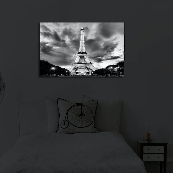 4570?ACT-31 Multicolor Decorative Led Lighted Canvas Painting