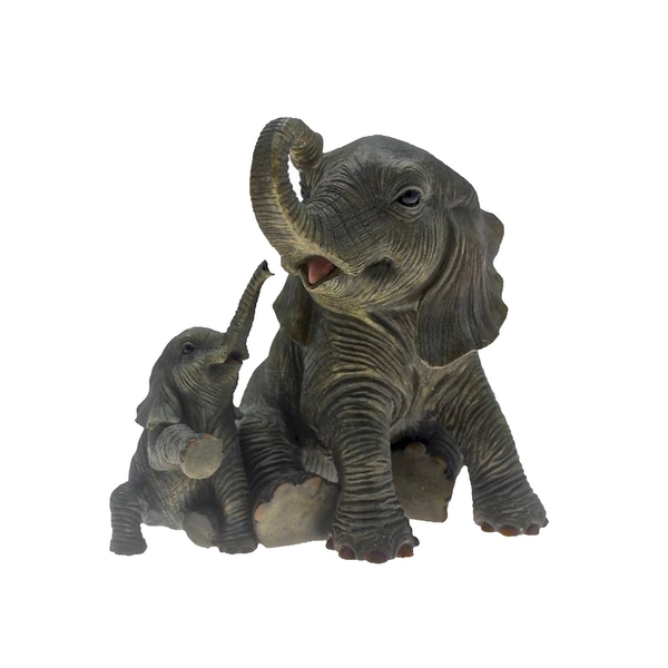 Elephants Playtime Figurine By Lesser & Pavey