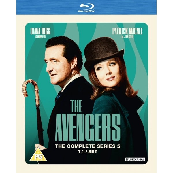 The Avengers - Series 5 Blu-ray