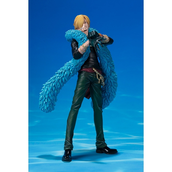 Sanji 20th Anniversary (One Piece Pirates) Bandai Tamashii Nations Figuarts Zero Figure