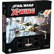 Star Wars X-Wing Core Set Second Edition Board Game
