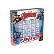 Top Trumps Marvel Avengers Assemble Match
