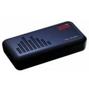 Wowee One Classic Black Power Bass Portable Speaker