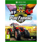 Pure Farming 2018 Xbox One Game
