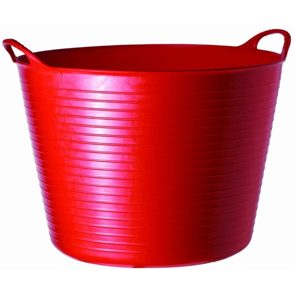 Red Gorilla Flexible Large Tub Red