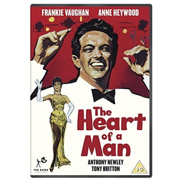 The Heart of a Man DVD
