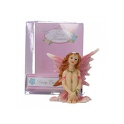 Fairy Enchantment Pink Figure