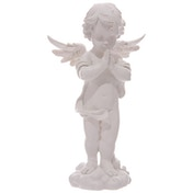 Decorative Standing Cherub Ornament