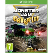 Monster Jam Crush It Xbox One Game