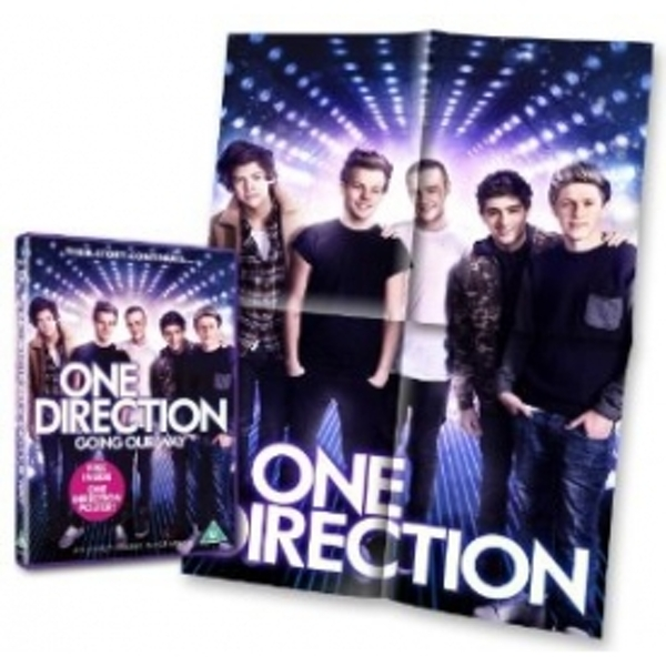 One Direction Going Our Way DVD