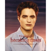 Neca Twilight - B/d Edward Mini Poster